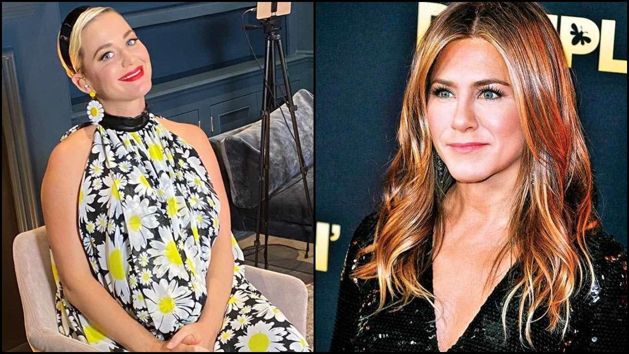Katy Perry nega boatos de que Jennifer Aniston será a madrinha de sua filha (Foto: Reprodução)