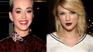 Katy Perry se surpreende ao saber que é prima de Taylor Swift (Foto: Reprodução)