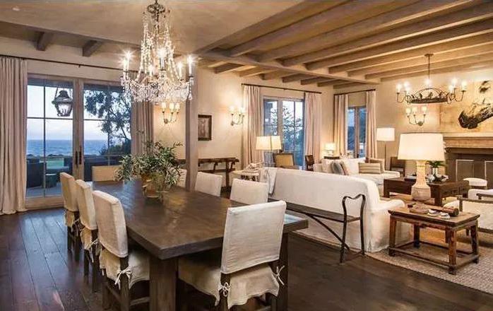 Interior da casa (Foto: Reprodução)