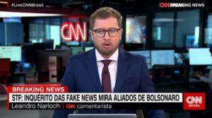 Leandro Narloch foi demitido da CNN Brasil - Foto: Reprodução