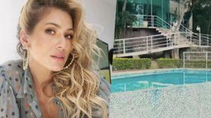 Saiba mais sobre a mansão de Lívia Andrade (Foto: reprodução)