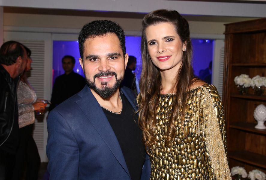 Luciano Camargo mora em verdadeira mansão com a esposa - Foto: Reproduçaõ