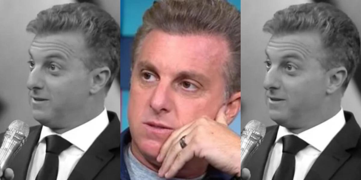 """Luciano Huck se envolveu em polêmicas de """"farsas"""" (Foto: Reprodução/TV Globo)"""