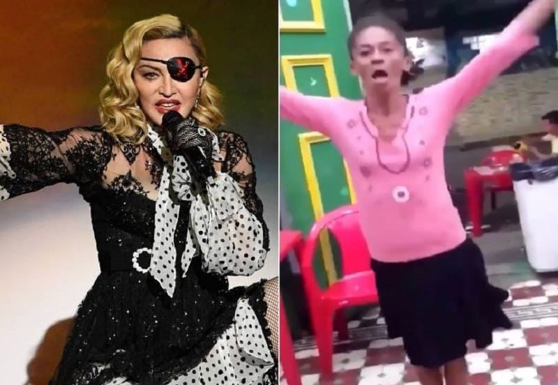 Madonna agradece apoio dado a Marina Silva de Manaus (Foto: Reprodução)
