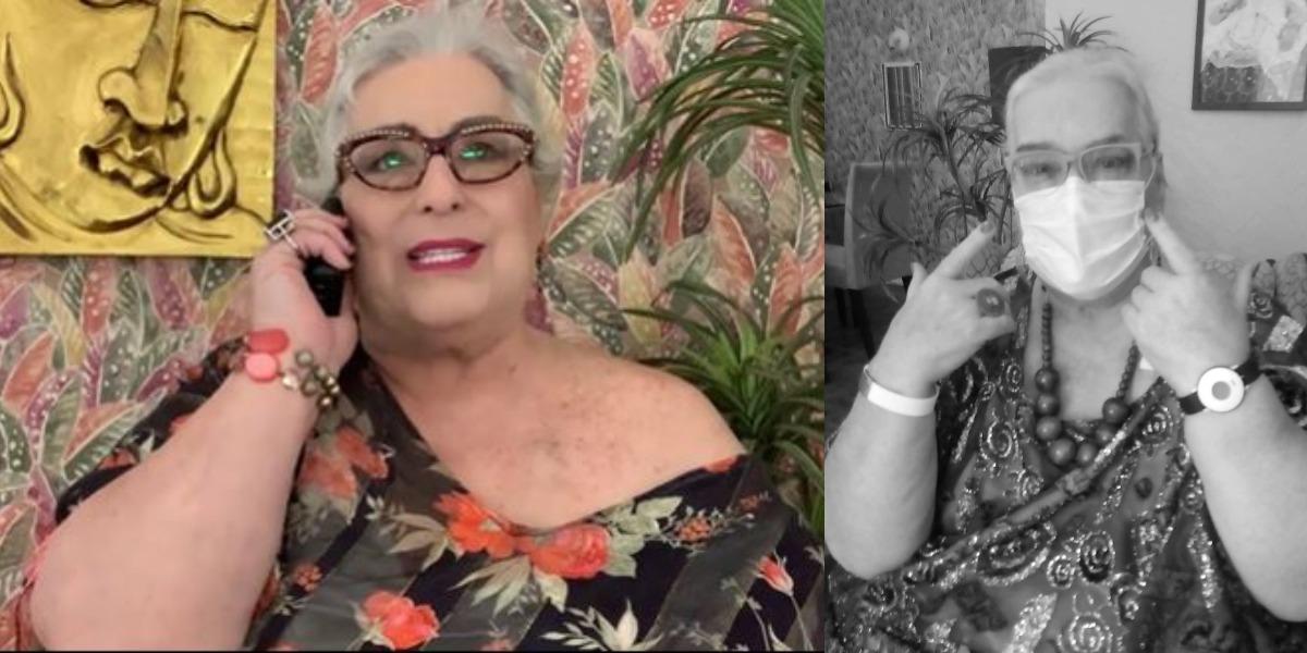 Mamma Bruschetta, afastada do Fofocalizando, perdeu mais de 40 kg (Foto: Reprodução/Instagram)