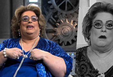 Mamma Bruschetta é contratada do SBT (Foto: reprodução)