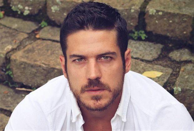O ex-ator da Globo, Marco Pigossi - Foto: Reprodução