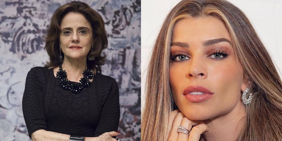 Marieta Severo e Grazi Massafera