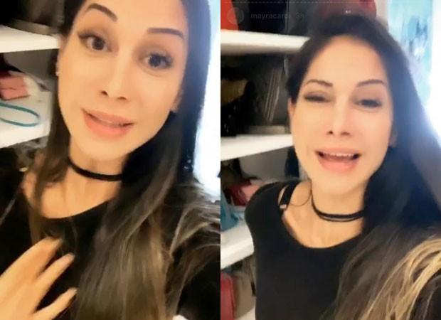 Mayra Cardi fez desabafo sobre vida sexual com Arthur Aguiar (Foto: Reprodução/ Instagram)