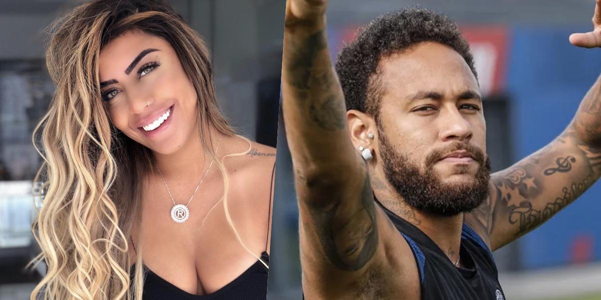 Rafaella Santos é irmão do jogador Neymar (Foto: Reprodução/ Montagem/ TV Foco)