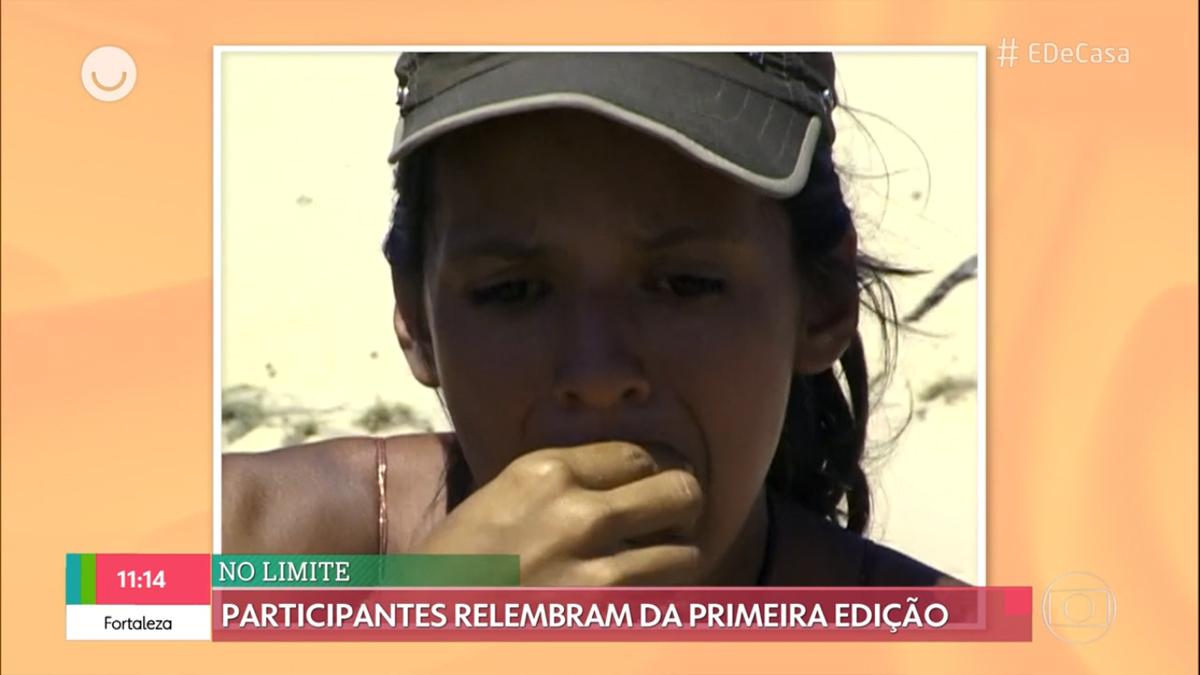 Globo ignorou Zeca Camargo ao falar de No Limite (Foto: Reprodução)