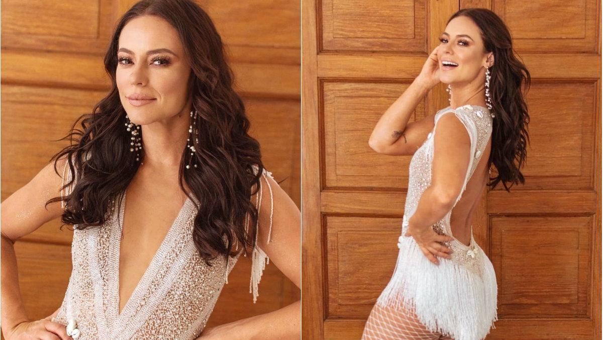 A atriz global Paolla Oliveira - Foto: Reprodução