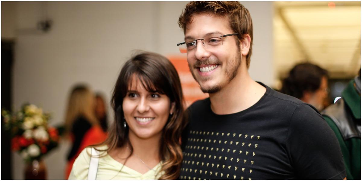 Fábio Porchat é casado com a produtora Nataly Mega (Foto: Reprodução)