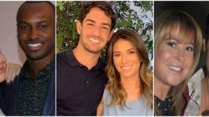 Thiaguinho terá filho com outra mulher, Rebeca e Pato vão terminar e Zilu pisa em Zezé (Foto: Reprodução/ Montagem/ TV Foco)