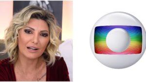 Antônia Fontenelle não gostou do que viu e desceu a madeira em cima da Globo (Foto: Reprodução/ Montagem/ TV Foco)