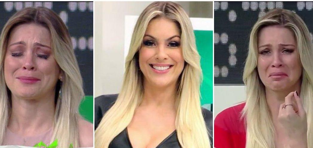 Renata Fan se despediu de Osmar de Oliveira, que fazia parte do Jogo Aberto (Foto: Reprodução/ Montagem/ TV Foco)