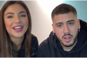 Kevinho e Gabriela Versiani deram conselhos amorosos (Foto: Reprodução/ Instagram)