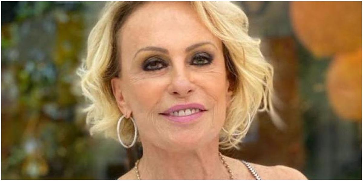 Globo expõe Ana Maria Braga (Foto: Reprodução)