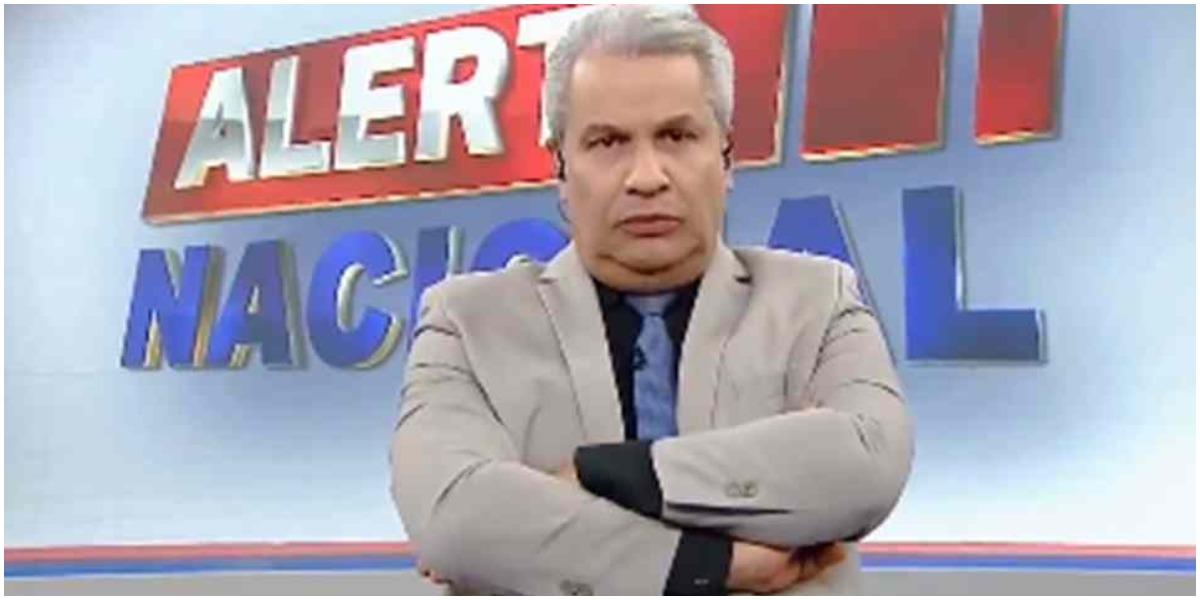 Sikêra Jr. enfrenta problemas na RedeTV! (Foto: Reprodução)