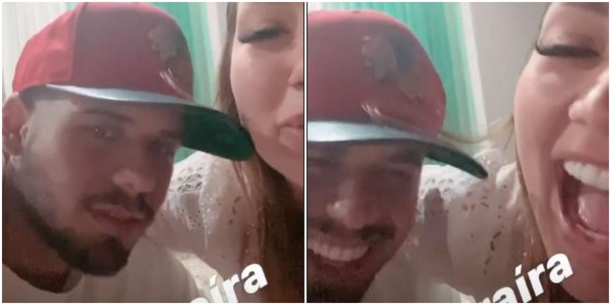 Zé Felipe e Virginia (Foto: Reprodução)