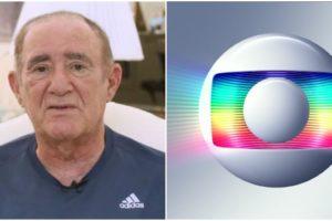 Renato Aragão recusa demissão da Globo (Foto: Reprodução)