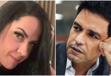 Zezé e Graciele Lacerda (Foto: Reprodução)