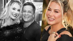 Poliana Rocha é casada com o cantor Leonardo (Foto montagem: TV Foco)