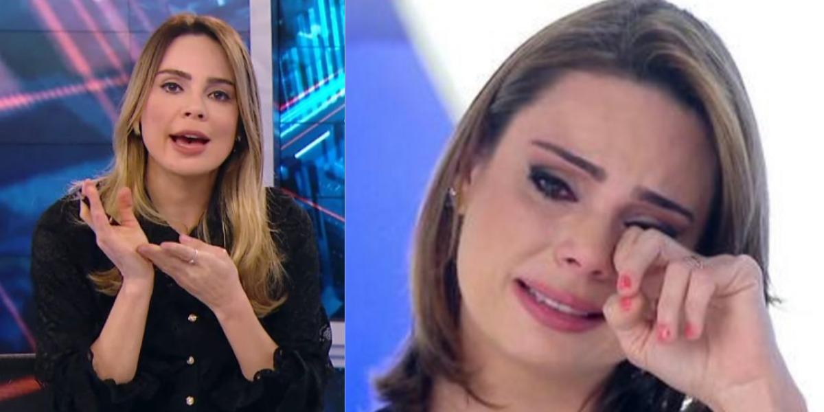 Rachel Sheherazade não terá contrato renovado com a emissora de Silvio Santos (Foto: Reprodução/SBT)