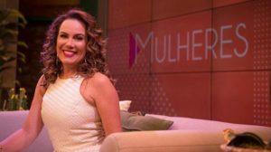 Regina Volpato é apresentadora do programa Mulheres na TV Gazeta - Foto: Divulgação
