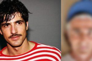Reynaldo Gianecchini, da TV Globo, surgiu irreconhecível (Foto: Reprodução/Instagram)
