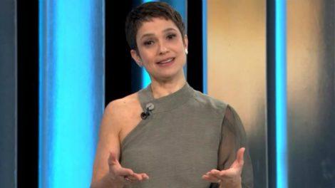 Sandra Annenberg pode anunciar sua demissão da Globo (Foto: Reprodução)