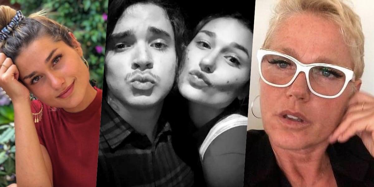 João Figueiredo, namorado de Sasha e genro de Xuxa, desabafou nas redes sociais (Foto montagem: TV Foco)