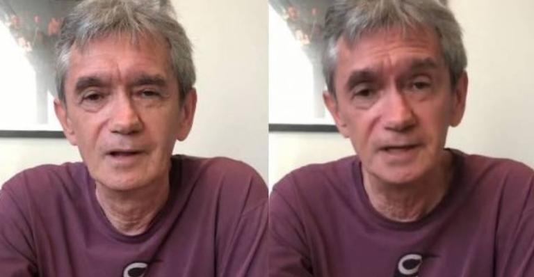 O apresentador da Globo, Serginho Groisman - Foto: Montagem