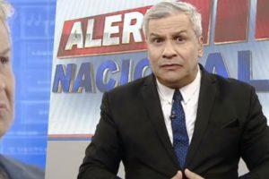 Sikêra Jr está sendo ameaçado de perder seu programa (Foto montagem: TV Foco)