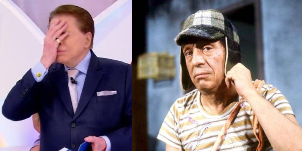 Silvio Santos perdeu os direitos de exibir Chaves (Foto: Reprodução/SBT)