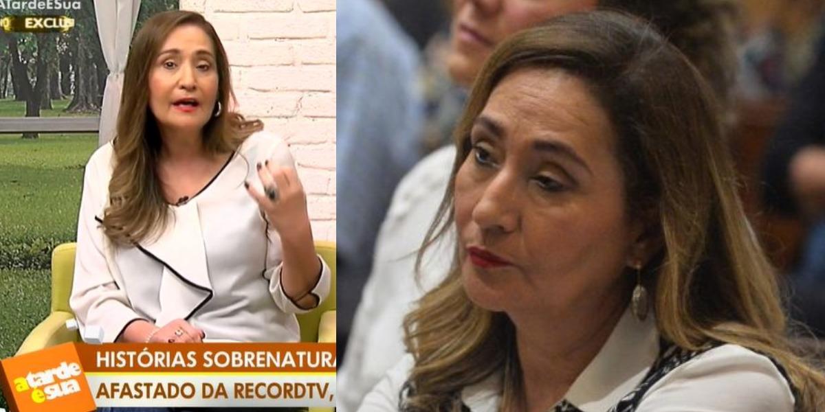Sonia Abrão revelou momento impressionante no A Tarde é Sua (Foto: Reprodução/RedeTV!/AgNews)