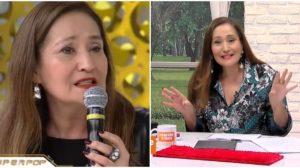 A apresentadora do A Tarde É Sua, da RedeTV!, Sonia Abrão (Reprodução)