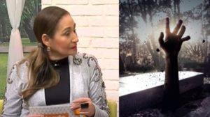 Sonia Abrão, do A Tarde é Sua, revelou história macabra envolvendo a dupla Alan e Aladim (Foto: Reprodução/RedeTV!)