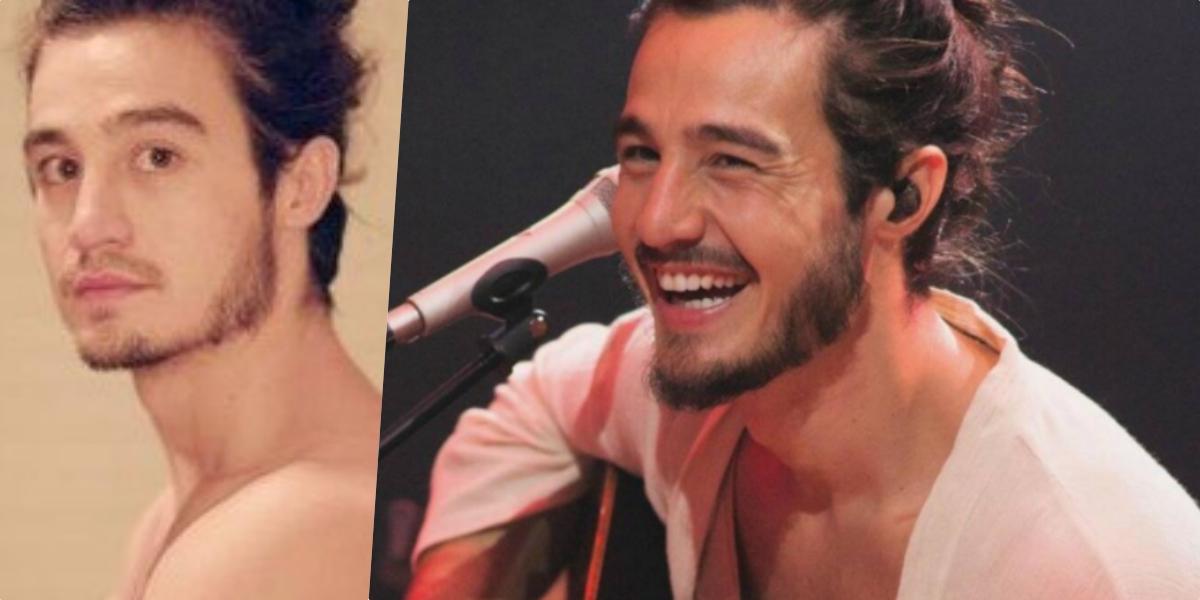 Tiago Iorc teve novas supostas fotos pelado divulgadas (Foto: Reprodução/YouTube)