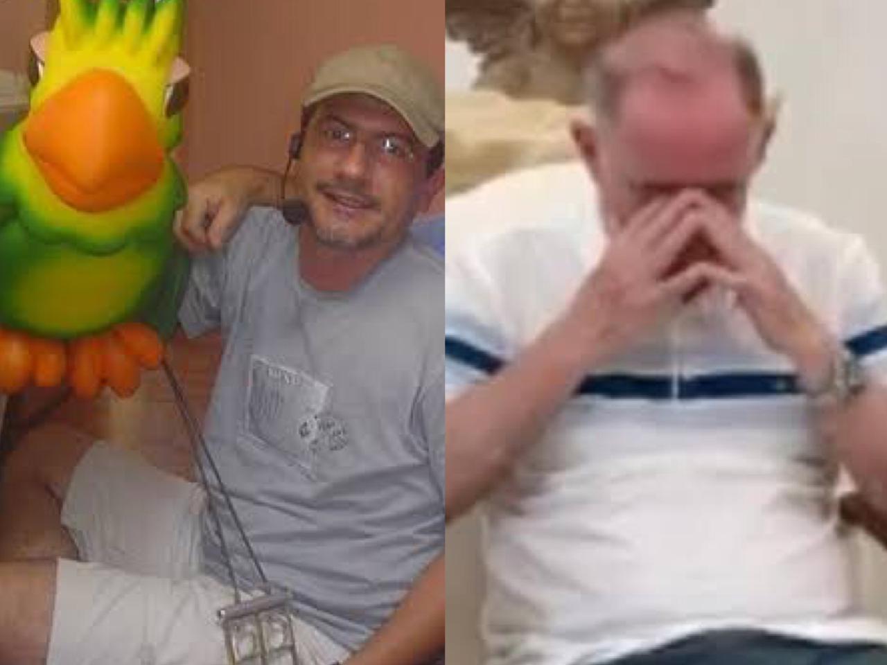 Tom Veiga e Renato Aragão, responsáveis pelos personagens Louro José e Didi respectivamente (Foto: Reprodução)