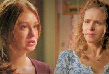Gilda e Eliza têm embate na trama de Totalmente Demais
