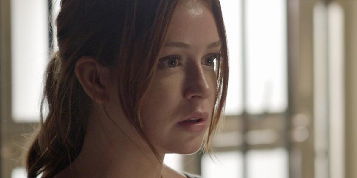 Eliza (Marina Ruy Barbosa) descobre a verdade sobre seu passado em Totalmente Demais (Foto: Reprodução/Globo)