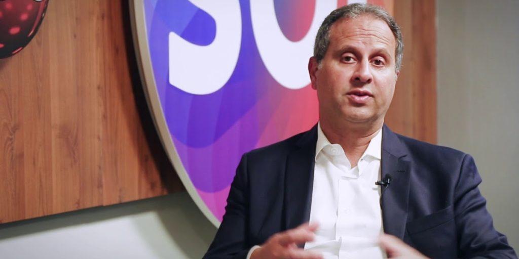 José Roberto Maciel é CEO do SBT. (Foto: Reprodução)