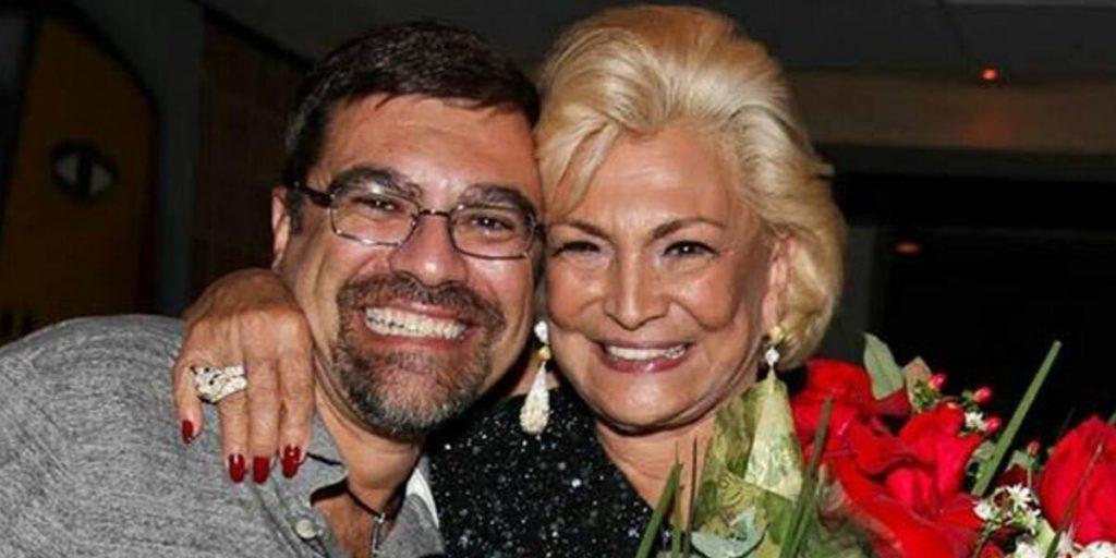 Marcello Camargo é filho de Hebe. (Foto: Reprodução)