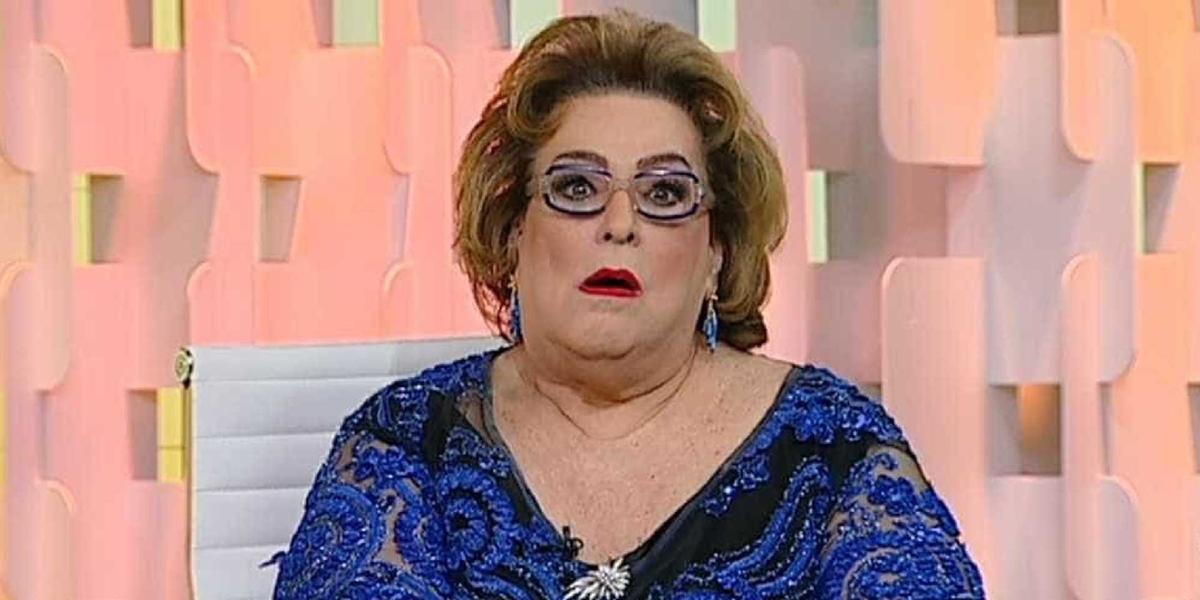Mamma Bruschetta comandava o Fofocalizando no SBT (Foto montagem)