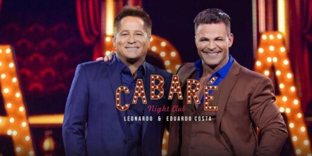 A dupla fazia parte do projeto Cabaré. (Foto: Divulgação)