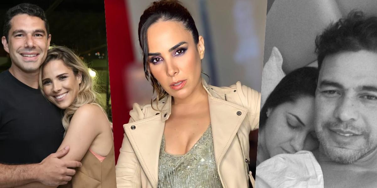 Graciele Lacerda, Zezé Di Camargo e Wanessa