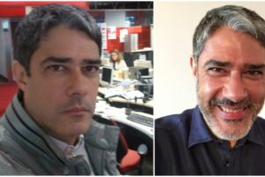 O âncora da Globo, William Bonner, apareceu em relato de sonho feito por internauta (Reprodução)