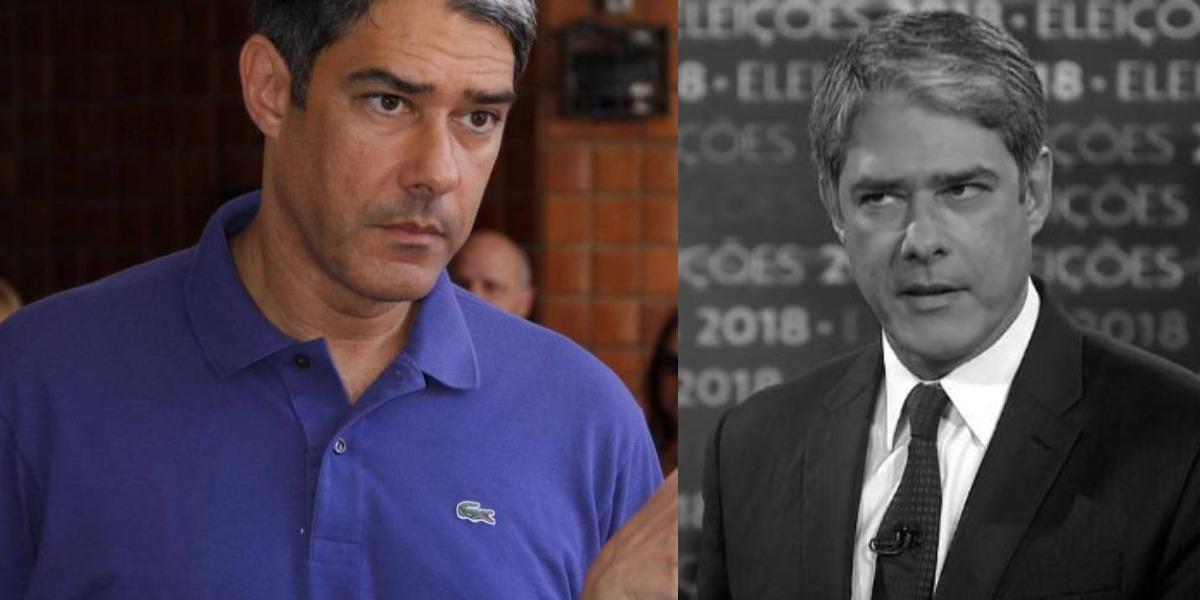 William Bonner pode deixar o Jornal Nacional até o fim do ano que vem (Foto: AgNews/TV Globo)