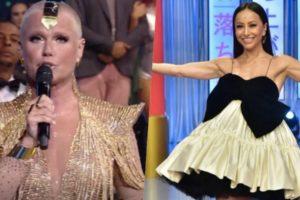 Xuxa deixará a Record e seus programas serão comandados por Sabrina Sato (Foto: reprodução)